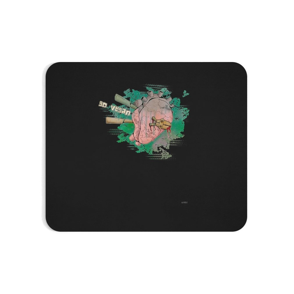 Thumb The Liberated Heart Mouse Pad