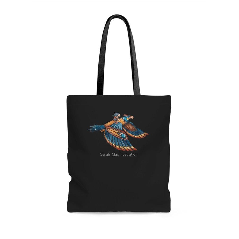 Thumb Thunderbird Tote Bag