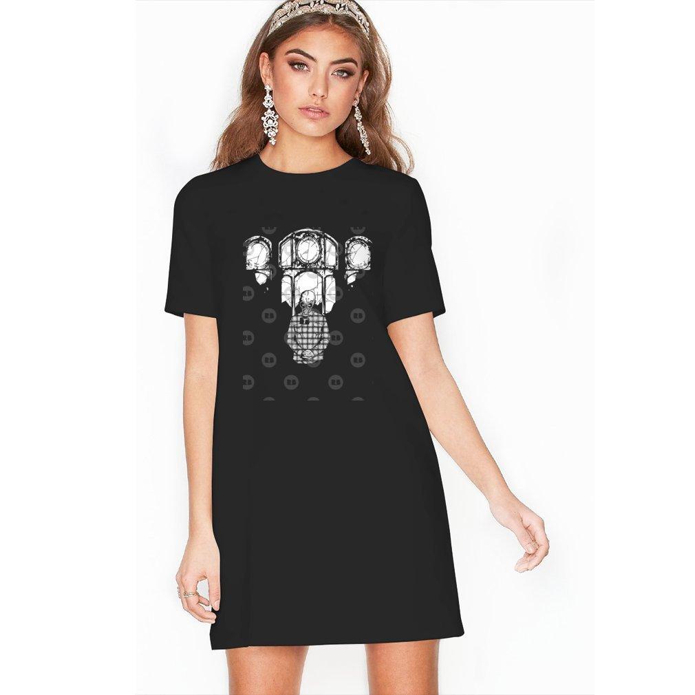 Thumb Chapel T Shirt Dress