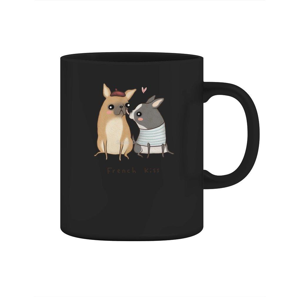 French Kiss - Mug