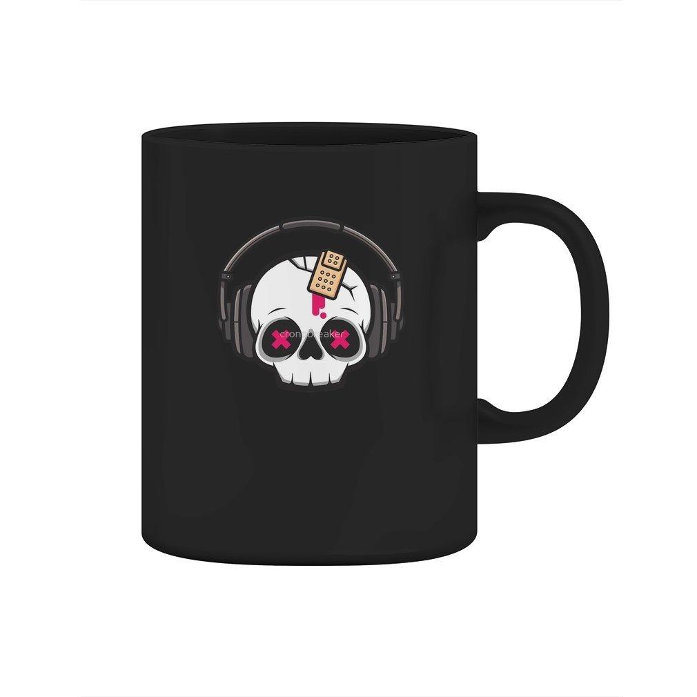 Thumb Skull Rock Mug