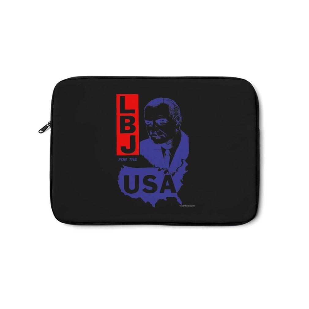 Thumb LBJ FOR THE USA Laptop Bag