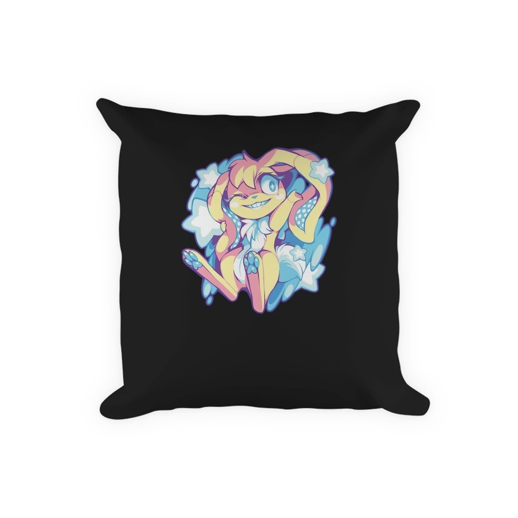 Thumb Bunny Pillow