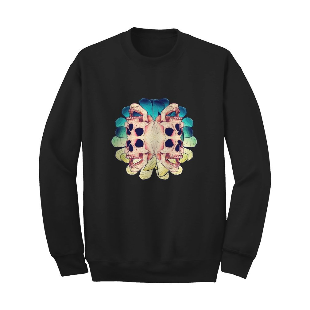 Thumb The Human Virus Sweat Shirt