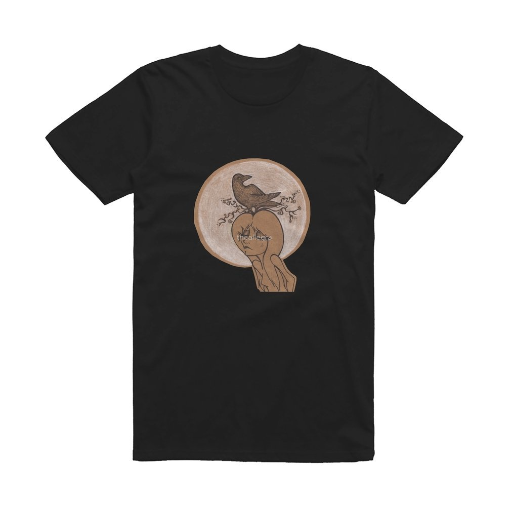 Thumb Moon T Shirt