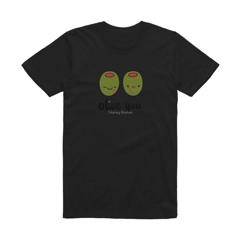 Thumb Olive You T Shirt