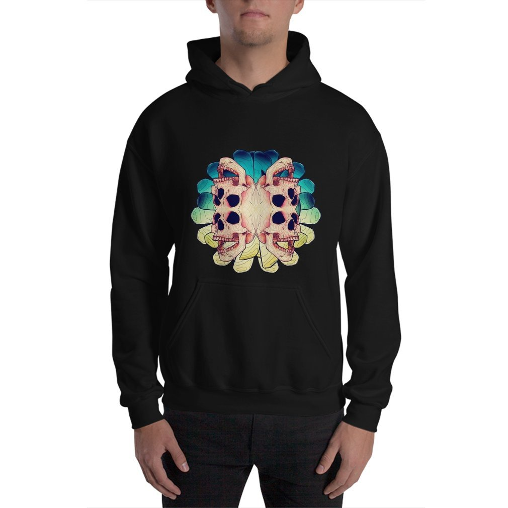 Thumb The Human Virus Hoodie