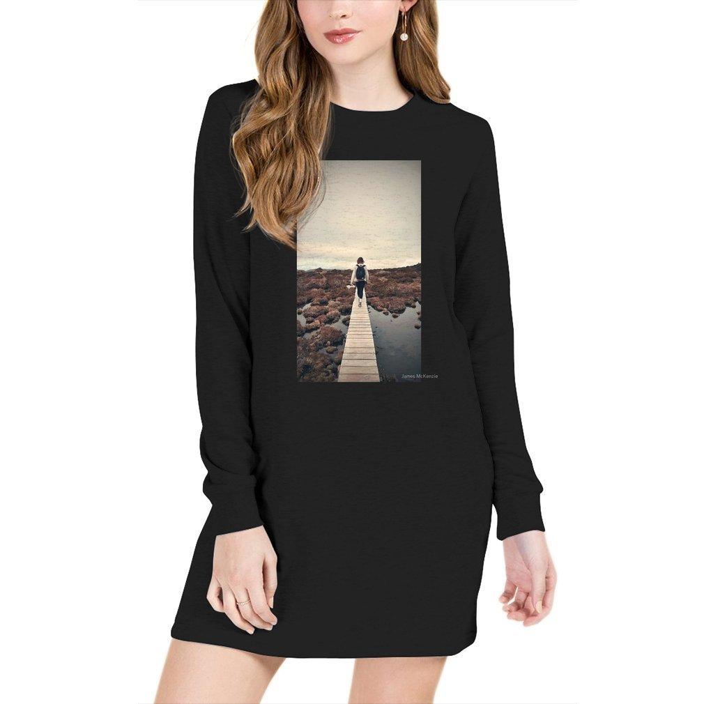 Thumb Boardwalk Sweater Dress