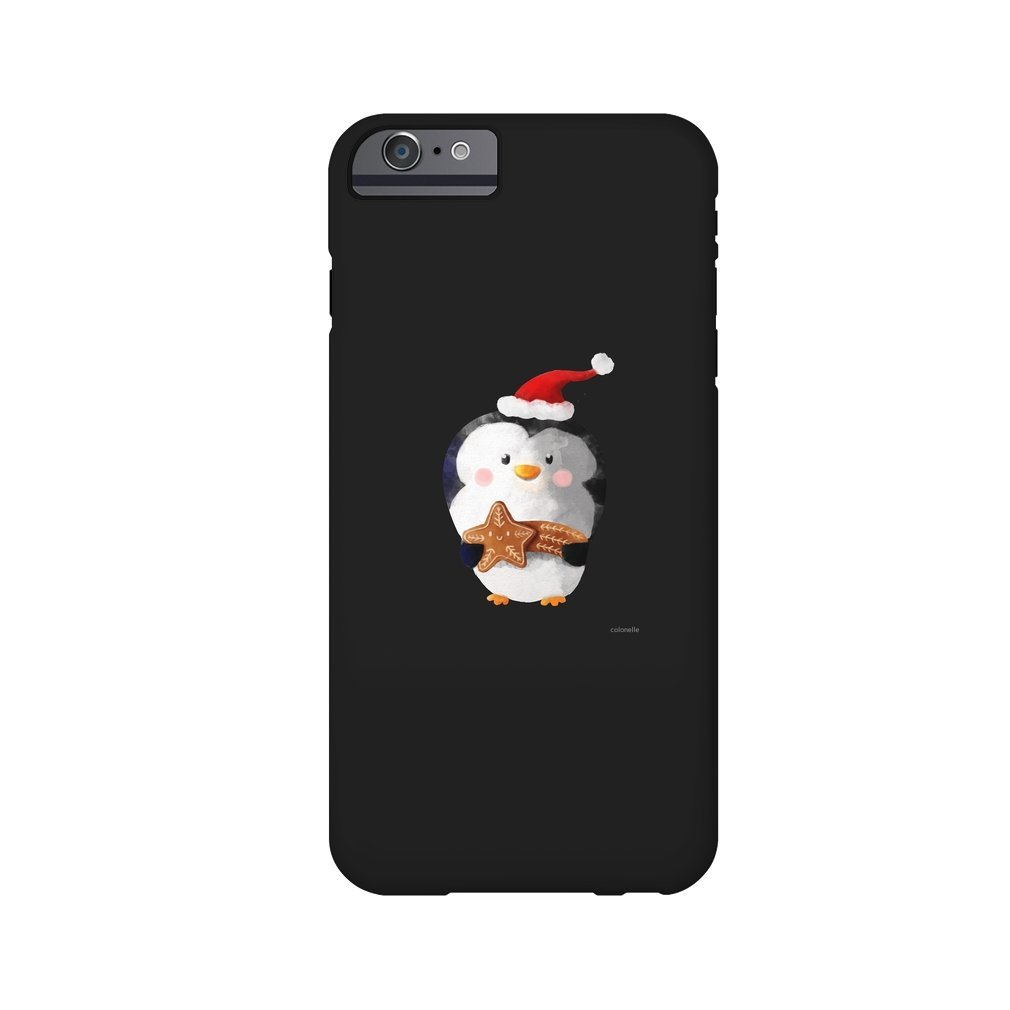 Thumb Cute Christmas Penguin iPhone 6/6S Plus