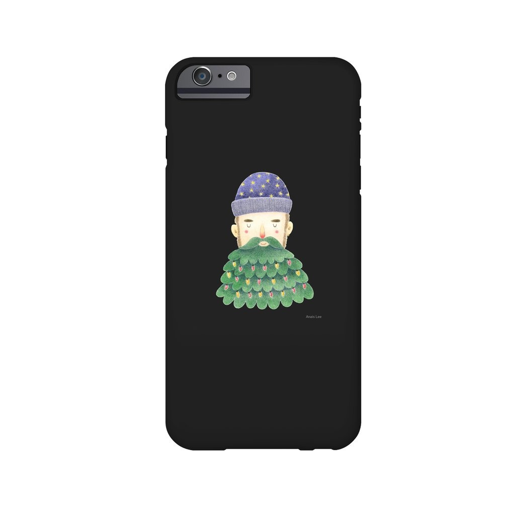 Thumb Hipster Christmas iPhone 6/6S Plus
