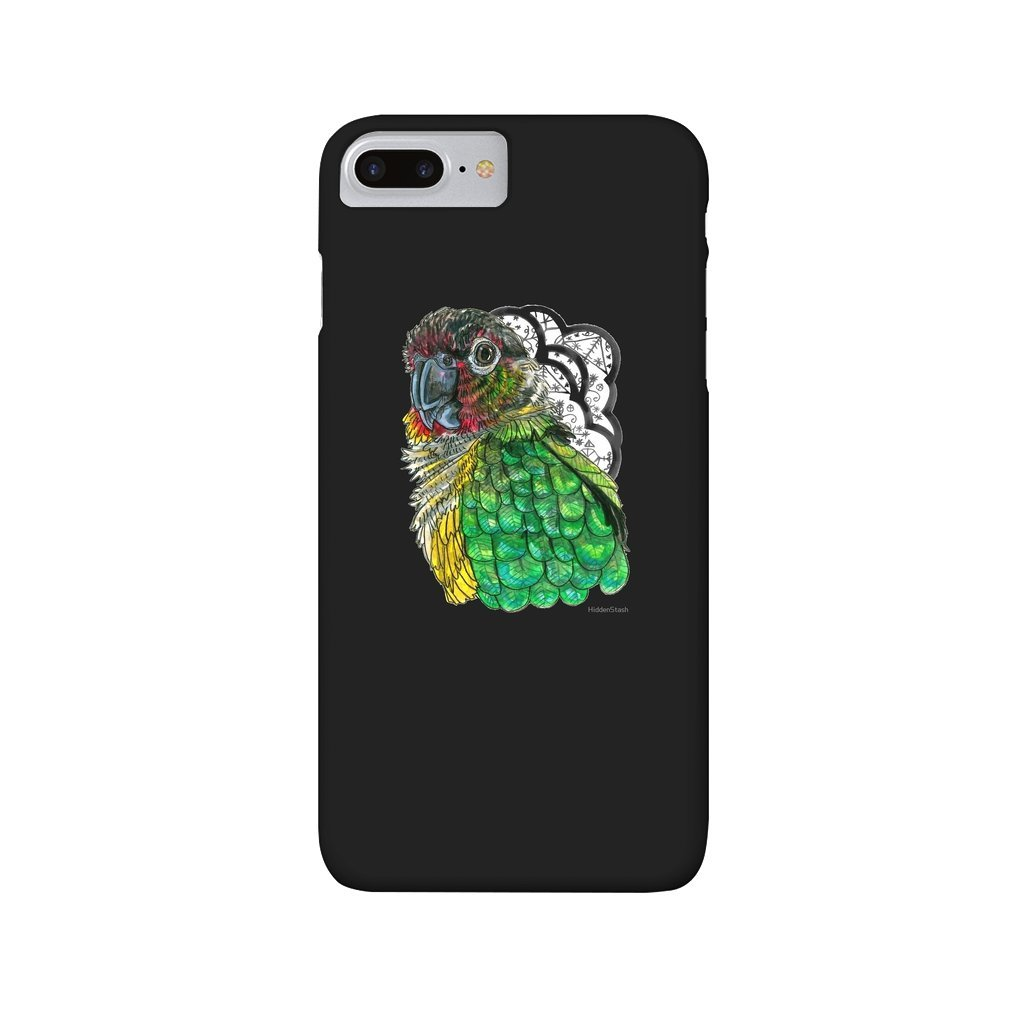Thumb Green Cheeked Conure iPhone 7/8 Plus