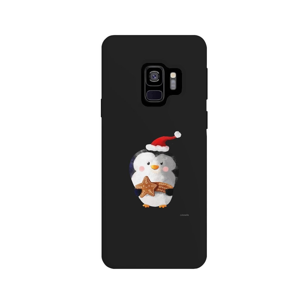 Thumb Cute Christmas Penguin Galaxy S9