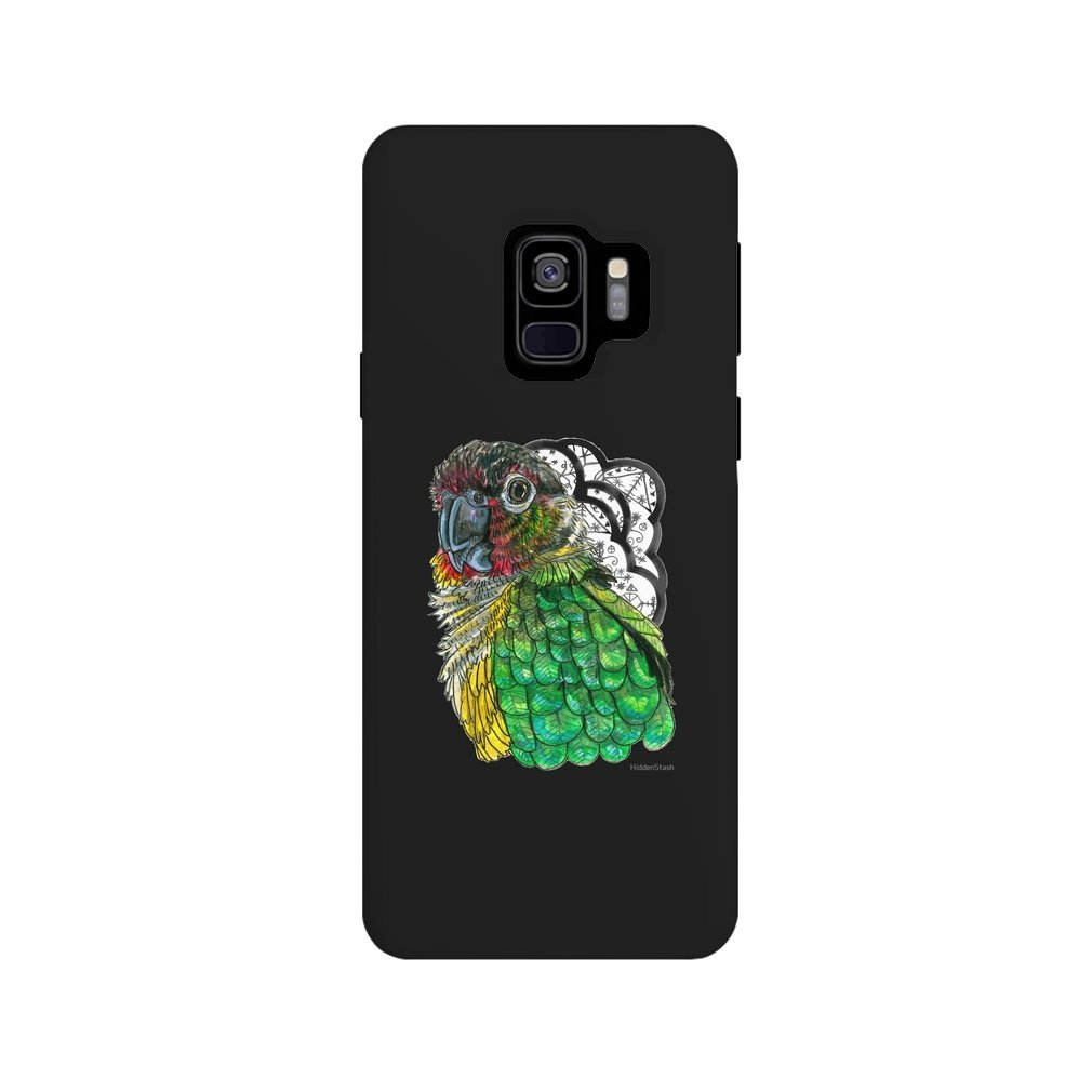 Thumb Green Cheeked Conure Galaxy S9