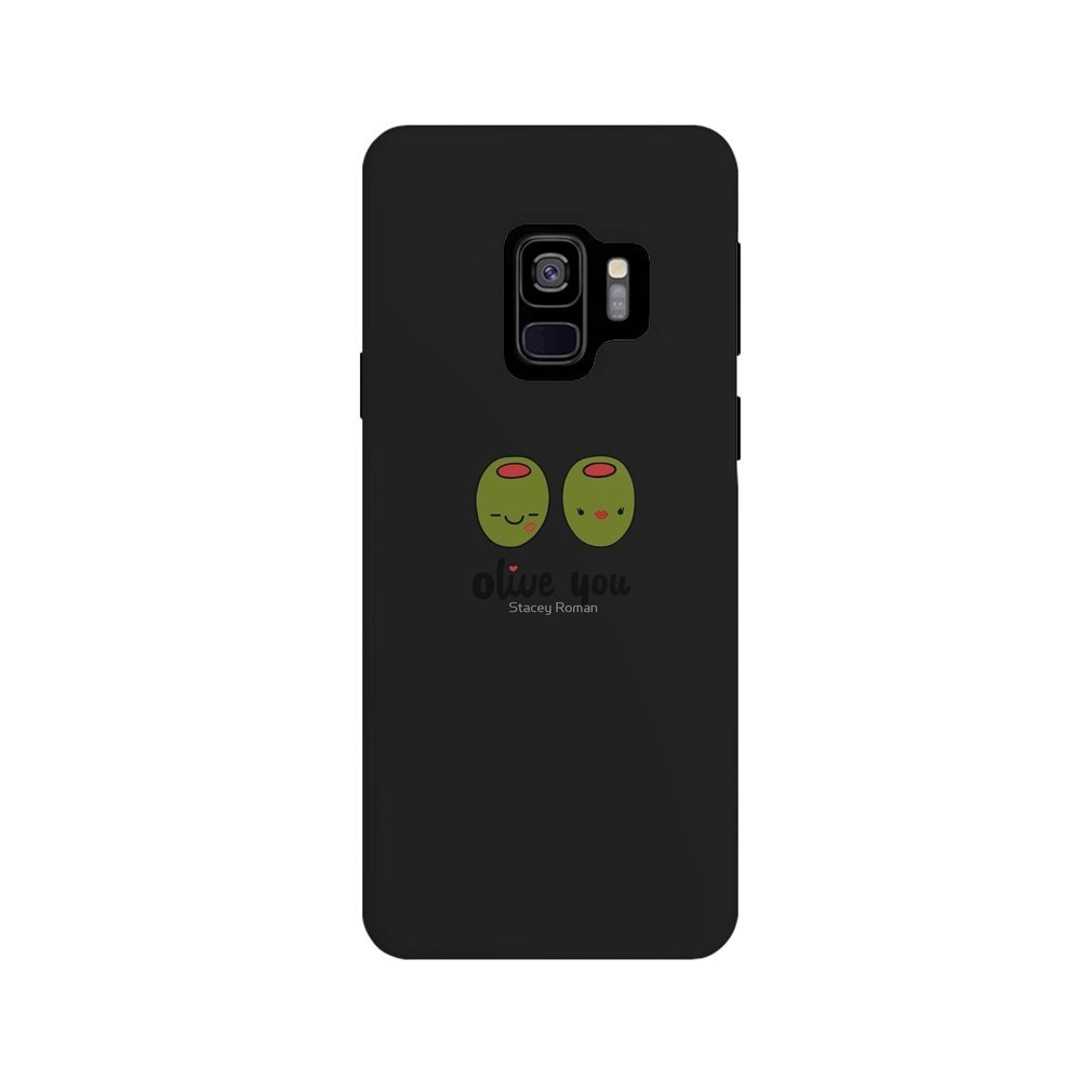 Thumb Olive You Galaxy S9