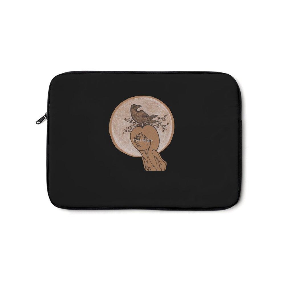 Thumb Moon Laptop Bag