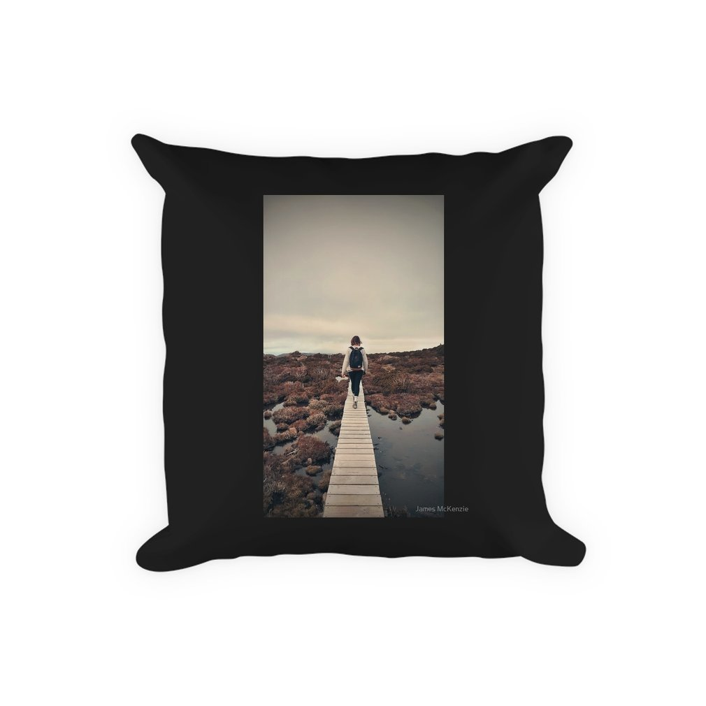 Thumb Boardwalk Pillow