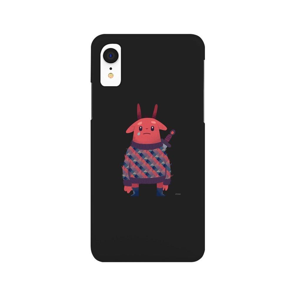 Thumb Sword Bunny iPhone XR