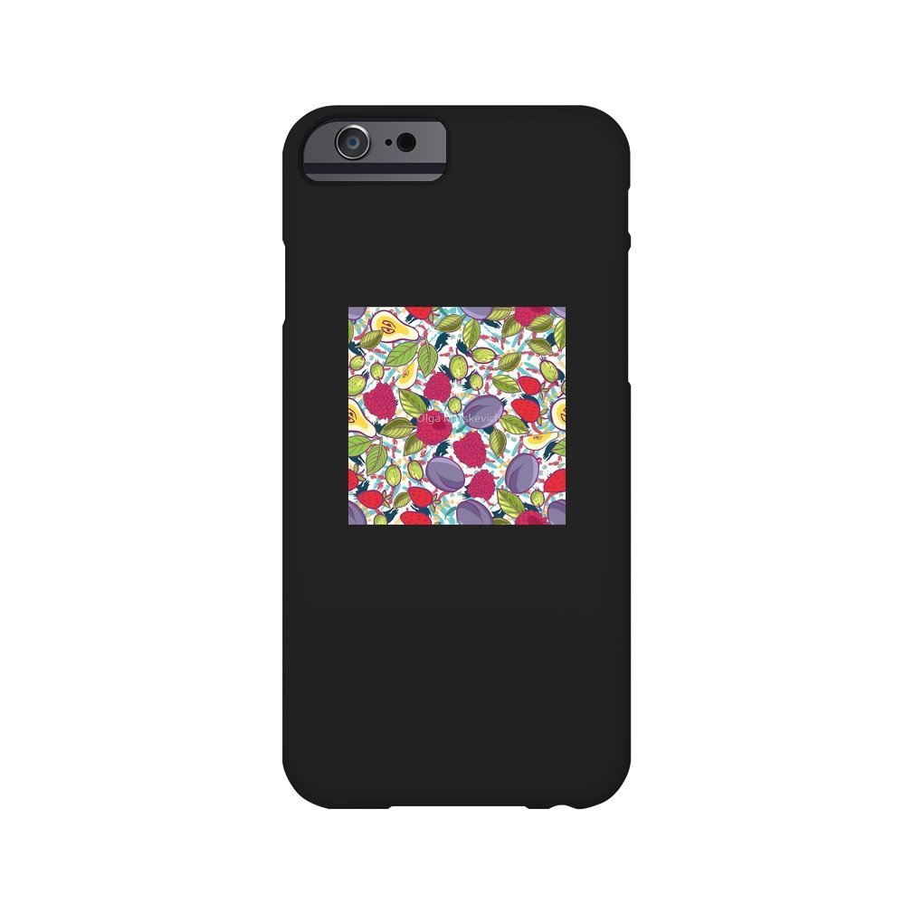 Thumb Tribal and Sweet berries seamless iPhone 6/6S