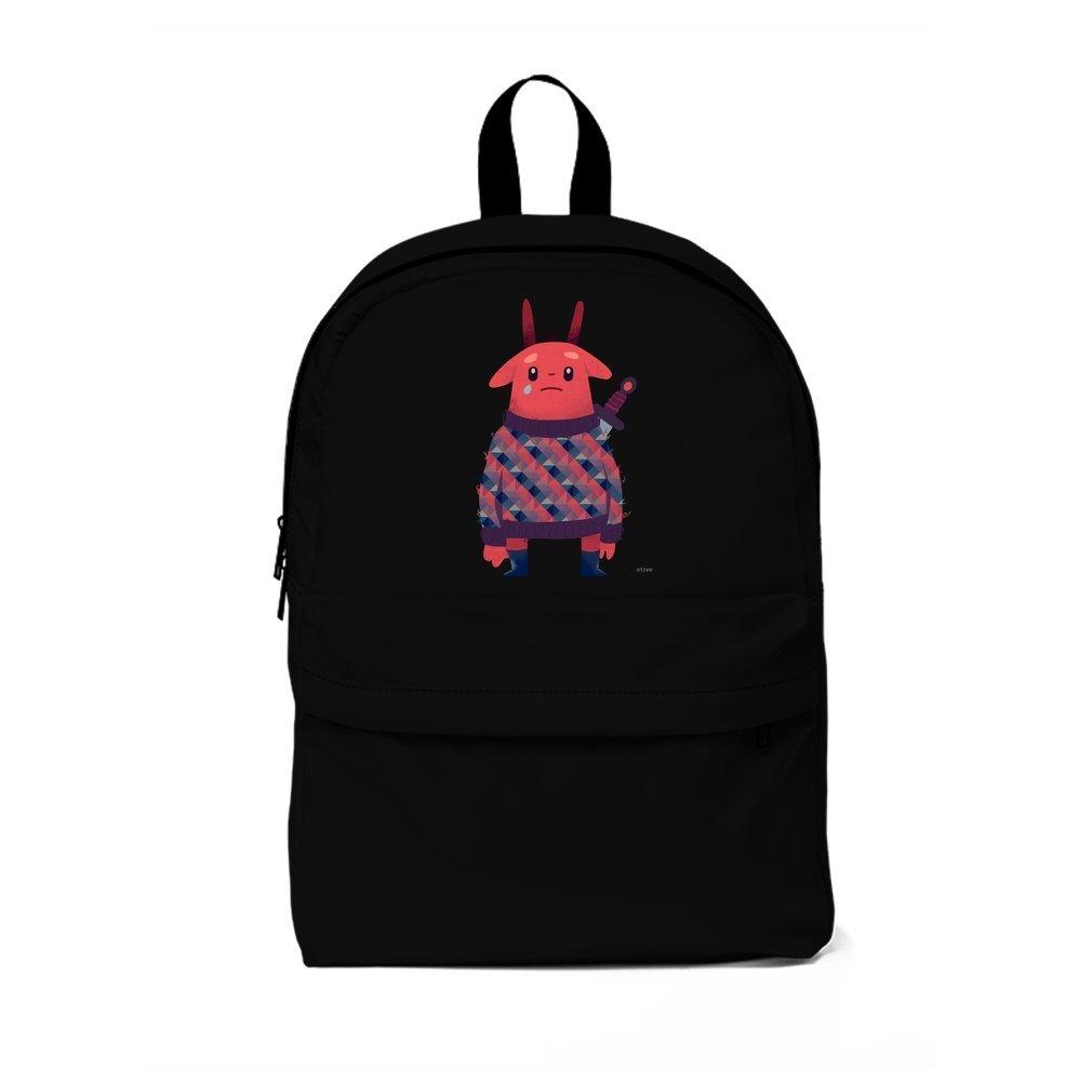 Thumb Sword Bunny Backpack
