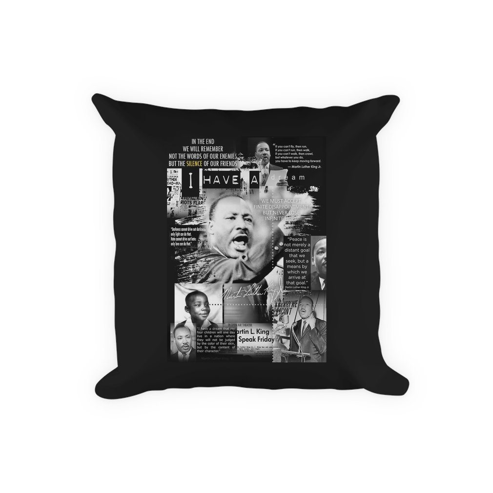 Thumb martin luther king Pillow